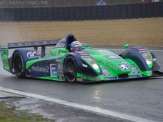 Pescarolo (along with Peugeot) Sport Courage C60