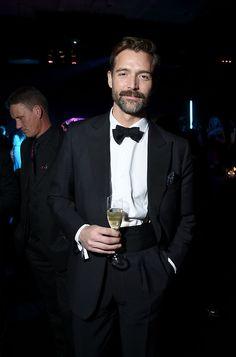 Patrick Grant in Black Tie. British Fashion Awards, Black Tie Affair, Bespoke Tailoring, Savile Row, Guys Be Like, British Style, Stylish Men, Dapper, Nice Dresses