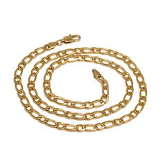 Stainless Steel Gold Chains for Men