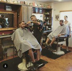 Handlebar barber shop