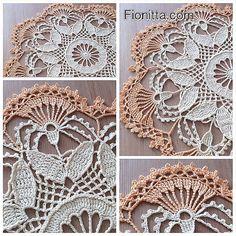 ☀️☺️#crochet doily ✨☀️