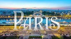 Impresionante video Hyperlapse de París