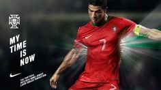 My time is now - Christiano