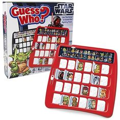 Star Wars Guess Who Game