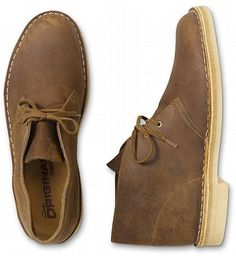 Brown dessert boots. I miss my dessert boots :( Come back 1989.