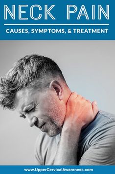 If you suffer from neck pain, then it is important to know what is causing the pain, understand your symptoms, and find effective ways to get relief. Upper Cervical Chiropractic, Vértebra Cervical, Shoulder Pain Relief, Neck And Shoulder Pain, Stiff Neck Relief, Sore Muscle Relief, Muscles Of The Neck, Sore Neck