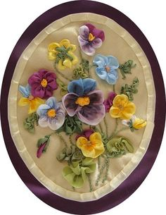 ribbon embroidery | ribbon_embroidery_pansies.JPG