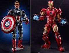 ToyzMag.com » NYTF2016 : Hasbro annonce des Marvel Legends 12inch