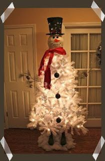 probably have to decorate this tree for each holiday