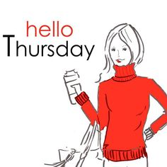 Hello #thursday ☕️ ❤️☕️❤️☕️