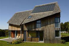 Maison individuelle - Saint Simon - Cantal - Atelier Teyssou
