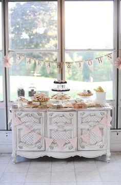 8 ideas de souvenirs de casamiento economicos: Candy bar donde los invitados podrán escoger sus souvenirs de casamiento