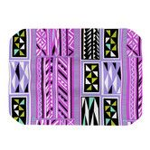 Found it at Wayfair - American Blanket Pattern II Placemat #kessinhouse #dining #placemats #gift #sale #native #purple #pink #graphic #decor #eating #fun