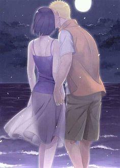Naruto and Hinata's honeymoon ^.^