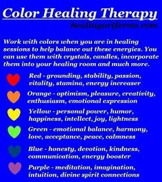 1000 images about color therapy on pinterest aura