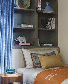 Bedroom »« nstudio Cosy Bedroom, Kids Bedroom, Upstairs Bedroom, Contemporary Bedroom, Kid Spaces, Apartment Design, Kids House, Boy Room, Teen Rooms