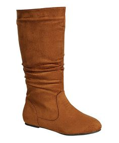 Look what I found on #zulily! Tan Bella Boot by West Shoes #zulilyfinds