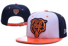 NFL Chicago Bears New Era Snapback Adjustable Hat Cap 23f4cfd8c4c