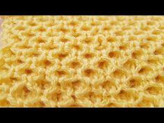 MUM PETEĞİ ÖRGÜ MODELİ BEBEK BATTANİYESİ ÇOCUK ÖRGÜSÜ MODELİ - YouTube Knitting Stitches, Stitch Patterns, Hat Patterns, Barbie, Youtube, Tricot, Knitting Patterns, Knit Stitches, Loom Knitting Stitches