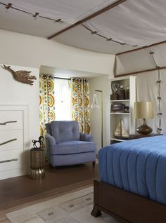 Remarkable Navy Blue Bedroom Curtains Only On Jbirdny Ceiling Tent