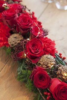 Christmas Wreaths, Table Settings, Holiday Decor, Flowers, Blog, Wedding, Home Decor, Xmas, Winter Christmas