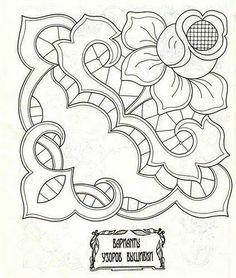 Advanced Embroidery Designs - Cutwork Lace Rose Corner - Google Search - Google претрага