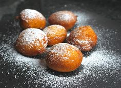 From Which Things Grow: Chew on This | Lemon Ricotta Fritters