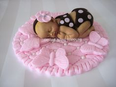 Butterfly Baby Cake Topper Baby Shower 1st by DinasCakeToppers, $25.00