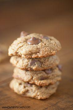 Chocolate Chip Graham Cracker Cookies