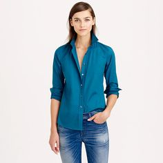 WhoWhatWear - Stretch perfect Shirt $72