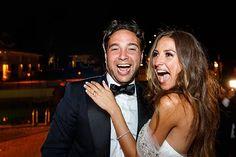 Arielle Nachmani and Brandon Charnas in Miami