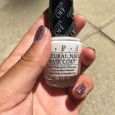OPI Glitter Off, a New Fave! @opi_products #ontheblog #nails #blogpost
