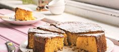 Find out how to make boiled clementine cake with this recipe taken from Claire Thomson's National Trust Family Cookbook