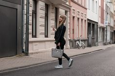 Lara Ira: STREETSTYLE OUTFIT: COLOGNE