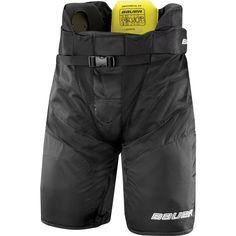 Bauer Senior Supreme S190 Ice Hockey Pants, Black