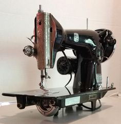 1.3 Amp Japanese Montgomery Wards HBC Vintage Sewing Machine