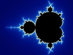 Mandelbrot: Art, math, science, and works in progress