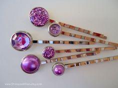 pineterst bobby pins   via donna