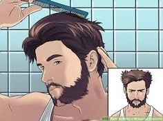 Image result for wolverine hairstyle tips