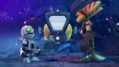 Image result for clank insomniac