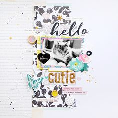 Hello! Welcome back to the blog. Today I'm sharing a layout I created with the Maggie Holmes Chasing Dreams collection. I absolutely love this collection so I was very excited to receive some…