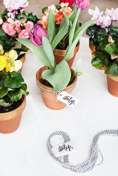 Spring DIY Floral Po
