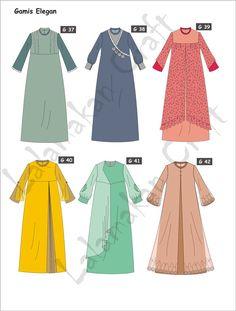 Hijab fashion Nail Desing v nail art design Dress Design Patterns, Dress Design Sketches, Fashion Design Sketches, Abaya Fashion, Muslim Fashion, Fashion Outfits, Womens Fashion, Hippy Chic, Hijab Style