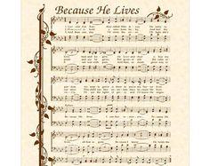PRECIOUS MEMORIES 8x10 Antique Hymn Vintage by VintageVerses