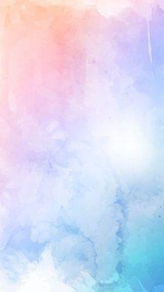 phone wallpaper watercolor D - phonewallpaper Wallpaper Iphone Pastell, Pastel Iphone Wallpaper, Rainbow Wallpaper, Iphone Background Wallpaper, Cellphone Wallpaper, Colorful Wallpaper, Galaxy Wallpaper, Aesthetic Pastel Wallpaper, Watercolor Background
