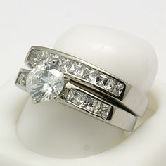 PandaHall Jewelry—316L Stainless Steel Engagement... | PandaHall Beads Jewelry Blog