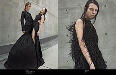 Classic Americana Style by Christos Karantzolas for The Impression Magazine