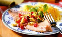 This Red Snapper with Mango Relish recipe is from the Cook'n recipe organizer recipe collection