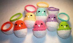 Elf ♥'s Dwarf Crochet: free pattern