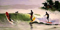 John Holm | COTW Surf Artist